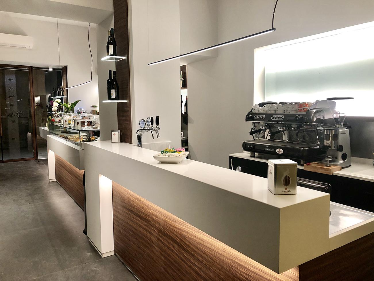 Arredi Bar Moderni cusumano falegnami marsala - arredamento moderno bar